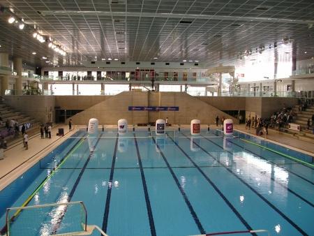 J 39 ai t nag ce matin au bassin olympique d 39 antigone for Piscine antigone