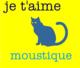 Portrait de le chat moustique
